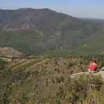 Vistas de la Sierra de Gata
