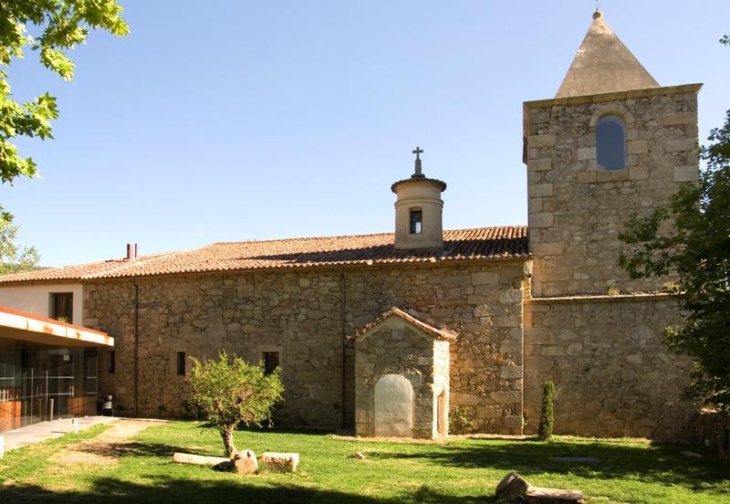 Convento en San Martín de Trevejo